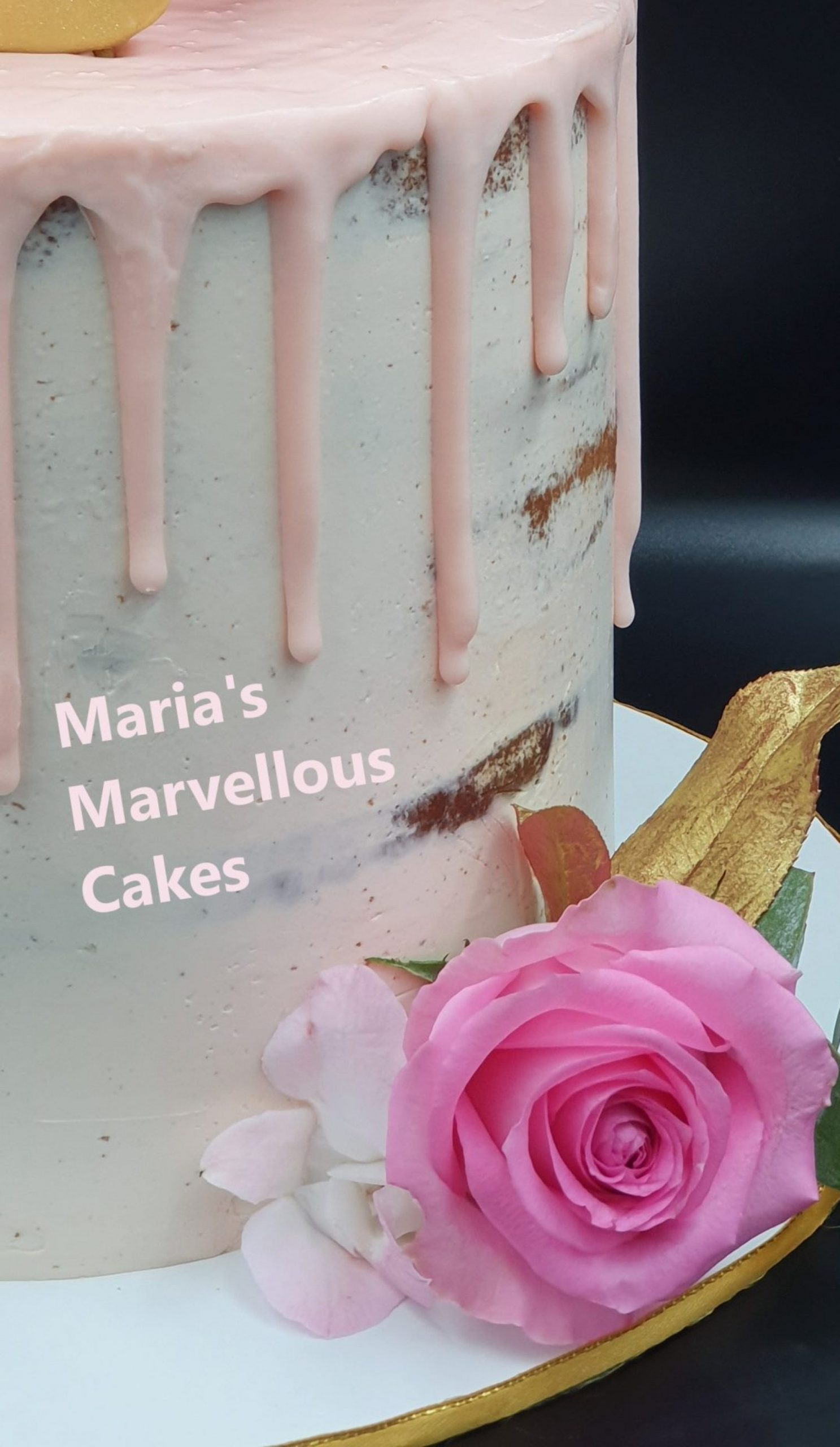 Maria's Marvellous Cakes
